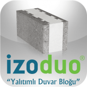 IZODUO - Yalıtımlı Duvar Bloğu