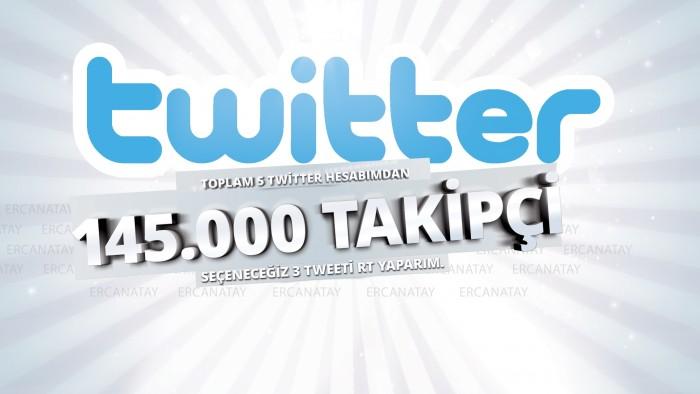 Ben, twitter'da istediğiniz 3 tweeti 160.000 takipçili hesaplarımdan rt yapabilirim.